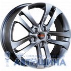 Диск Legeartis Optima NS63 7x17 / 5x114.3 ET45 D66.1