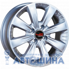 Диск Legeartis Optima NS132 6.0x15 / 4x100 ET50 D60.1 S